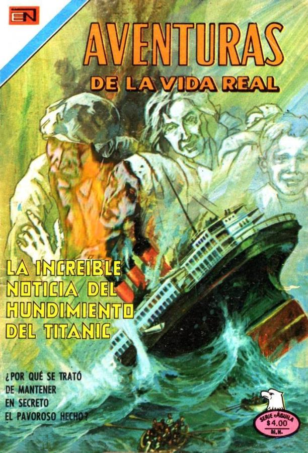 14/15 AVRIL 1912 : Naufrage du R.M.S.TITANIC  30510