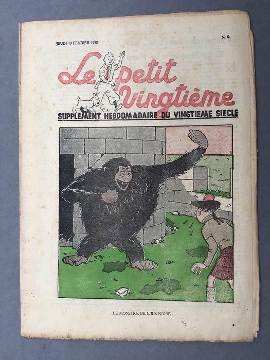 Trouvailles autour de Tintin (deuxième partie) - Page 4 32a33610