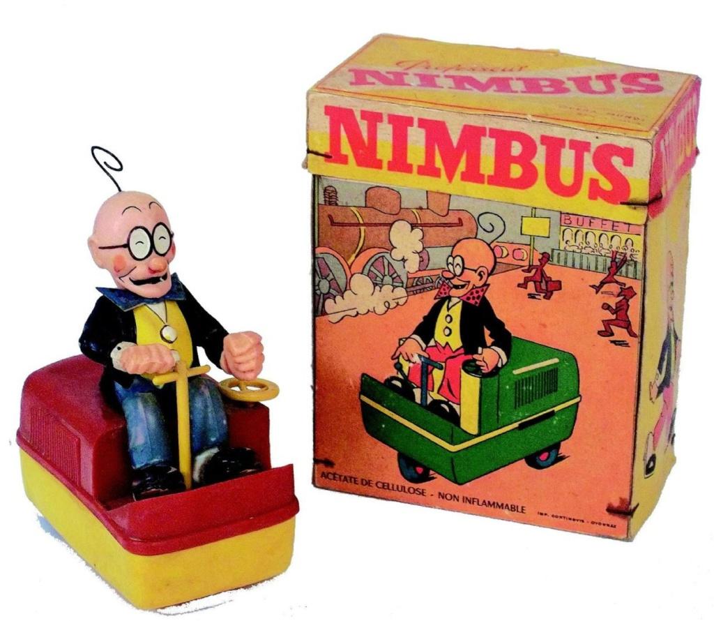 Le Professeur NIMBUS 4111