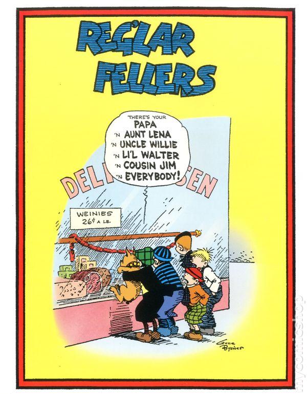 Reg'lar Fellers par Gene Byrnes 43458510