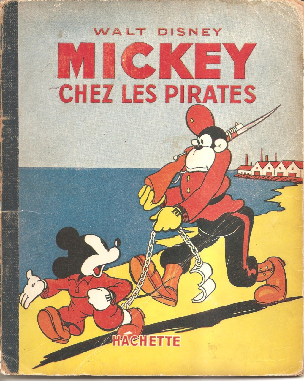 Tous les albums de Mickey 4662210