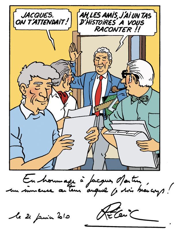 Jacques Martin assistant de Hergé - Page 2 48841810
