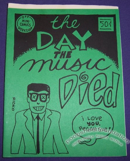 3 Février 1959 (Clear Lake ; Iowa ) The day the music died  4ae13d10