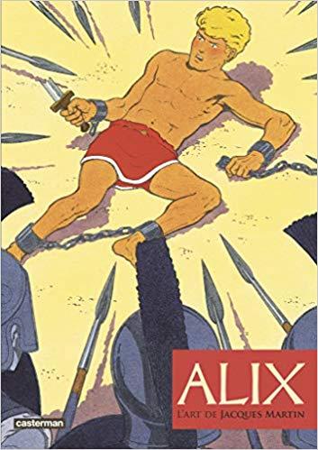 Exposition : Alix, l'art de Jacques Martin 515veh10