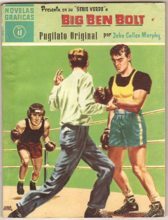 """""""Quatre boules de cuir"""" (Big Ben Bolt) - Page 3 53685810"""