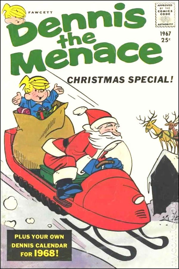 Hank Ketcham et Dennis the Menace ( Denis la Malice ) - Page 5 55484310