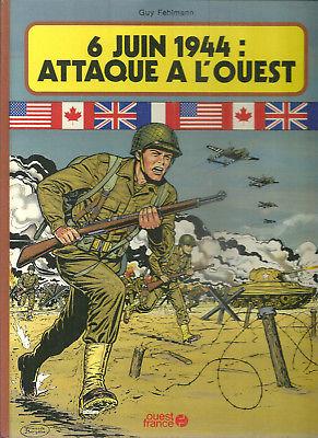 6 Juin 1944 : Débarquement en Normandie 6-juin10