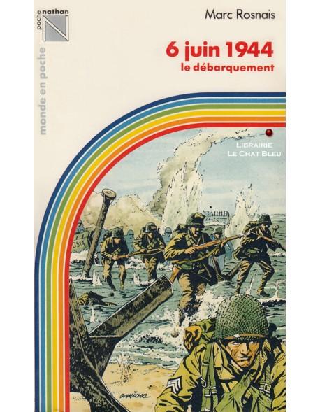 6 Juin 1944 : Débarquement en Normandie 6-juin11