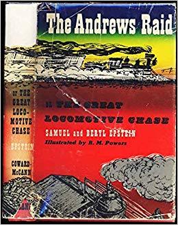 12 avril 1862 : Le Raid d'Andrews 614vrc10