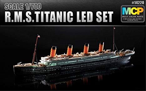 14/15 AVRIL 1912 : Naufrage du R.M.S.TITANIC  61xyj810