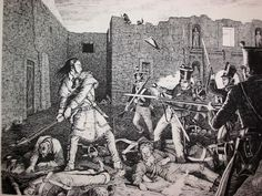 6 Mars 1836 ALAMO (Remember!) 63ce4a10