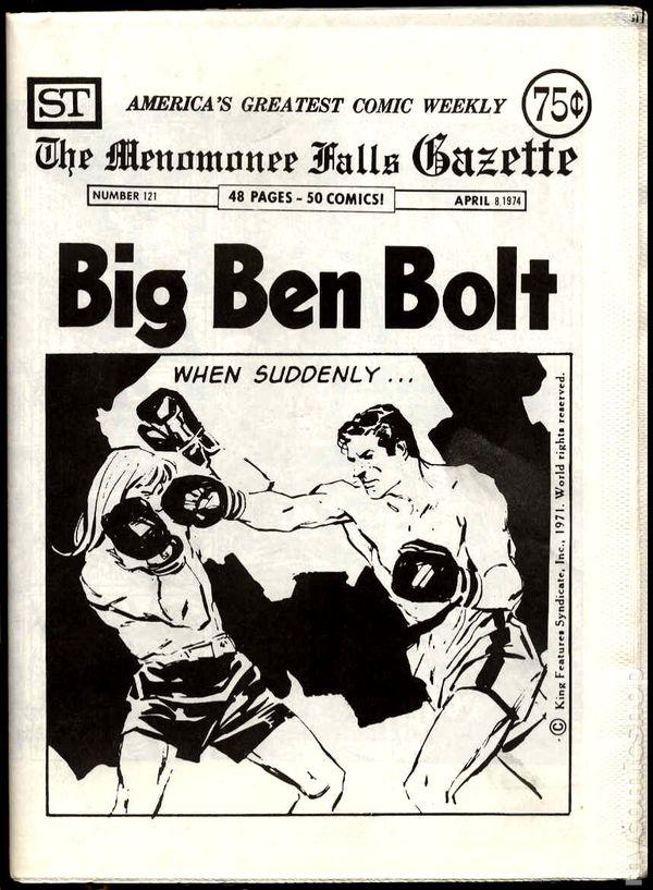 """""""Quatre boules de cuir"""" (Big Ben Bolt) - Page 3 68959110"""