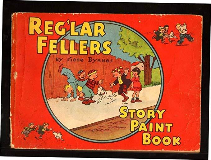 Reg'lar Fellers par Gene Byrnes 71b9pk10
