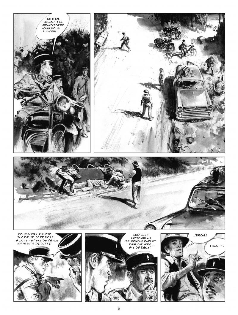 5 Août 1952 . LURS . DOMINICI 71piew10