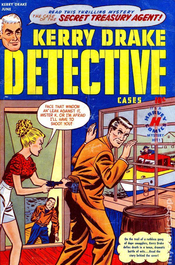 Kerry Drake, l'autre série policière d'Alfred Andriola - Page 4 72187110