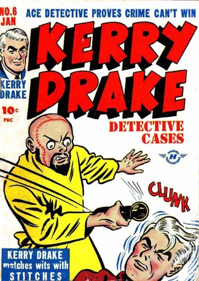 Kerry Drake, l'autre série policière d'Alfred Andriola - Page 4 72240510