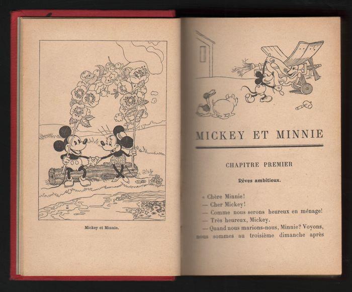 Tous les albums de Mickey 78008410