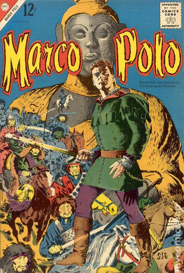 MARCO POLO (1254-1324 ) 83337510