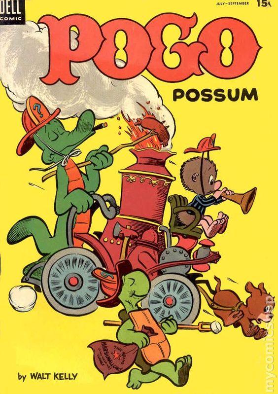 Walt KELLY et Pogo - Page 8 8370b210