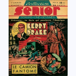 Kerry Drake, l'autre série policière d'Alfred Andriola - Page 3 86261-11