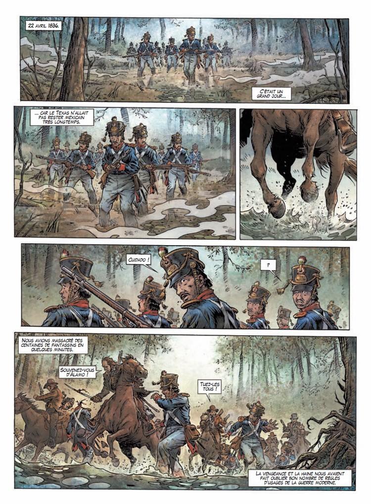 6 Mars 1836 ALAMO (Remember!) 866_p110