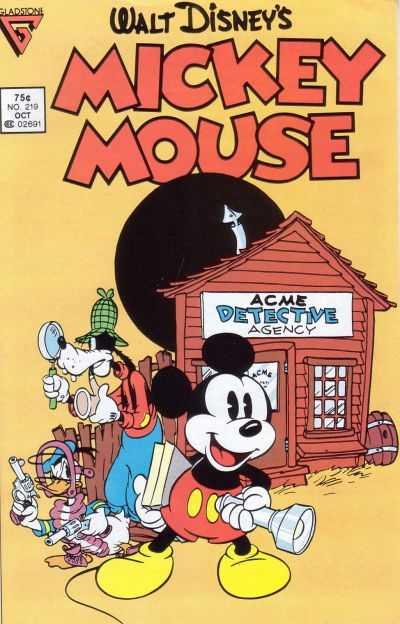Mickey par Iwerks, Gottfredson et les autres - Page 10 89349510