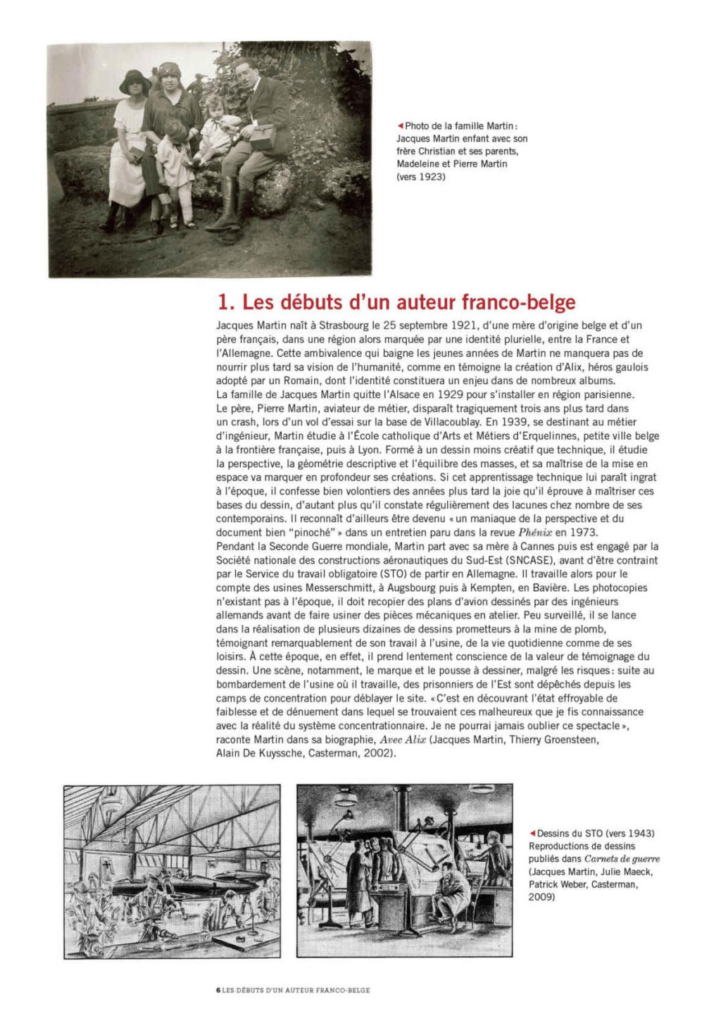 Exposition : Alix, l'art de Jacques Martin 8_txt10