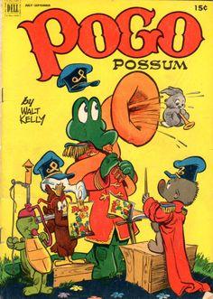 Walt KELLY et Pogo - Page 8 8fa59510