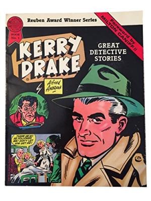 Kerry Drake, l'autre série policière d'Alfred Andriola - Page 4 97809310