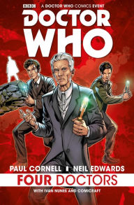 DOCTOR WHO 97817810