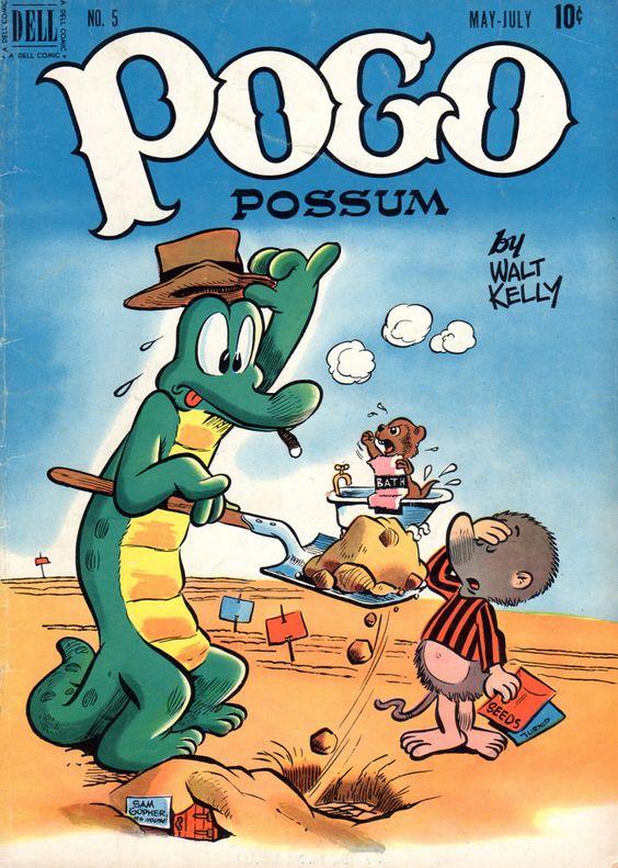 Walt KELLY et Pogo - Page 8 Adcae510