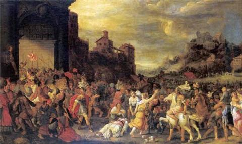 """La Rome antique en BD"" Adriae10"