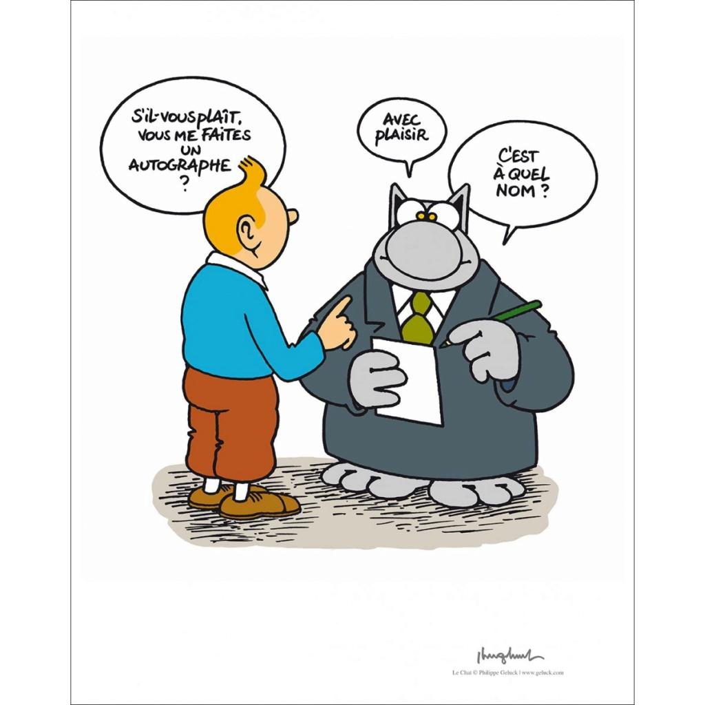 Trouvailles autour de Tintin (deuxième partie) Affich20
