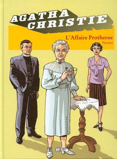 Miss MARPLE en BD Agatha13