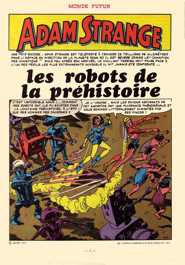 Comic books et super-héros - Page 4 Albada10