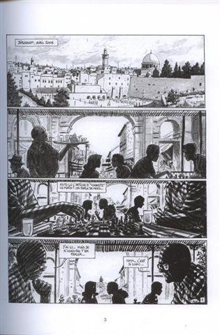 Fabien Lacaf et la BD historique Albles10