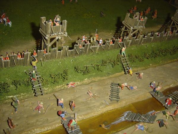 Alix en para-bd( figurines, affiches, pubs etc...) - Page 19 Alesia10