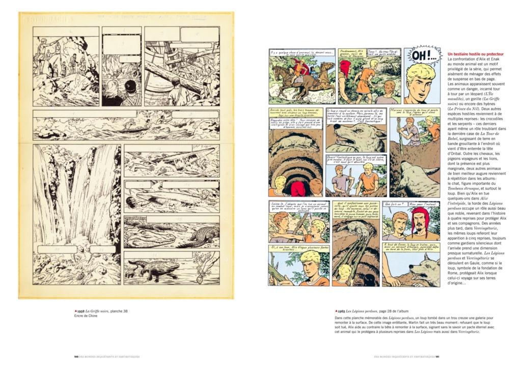 Exposition : Alix, l'art de Jacques Martin Alix-l10