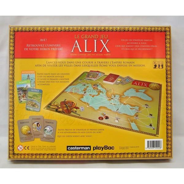 Alix en para-bd( figurines, affiches, pubs etc...) - Page 19 Alix-l11