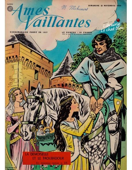Manon Iessel - Première Française dessinatrice de bande dessinée? Ames-v11