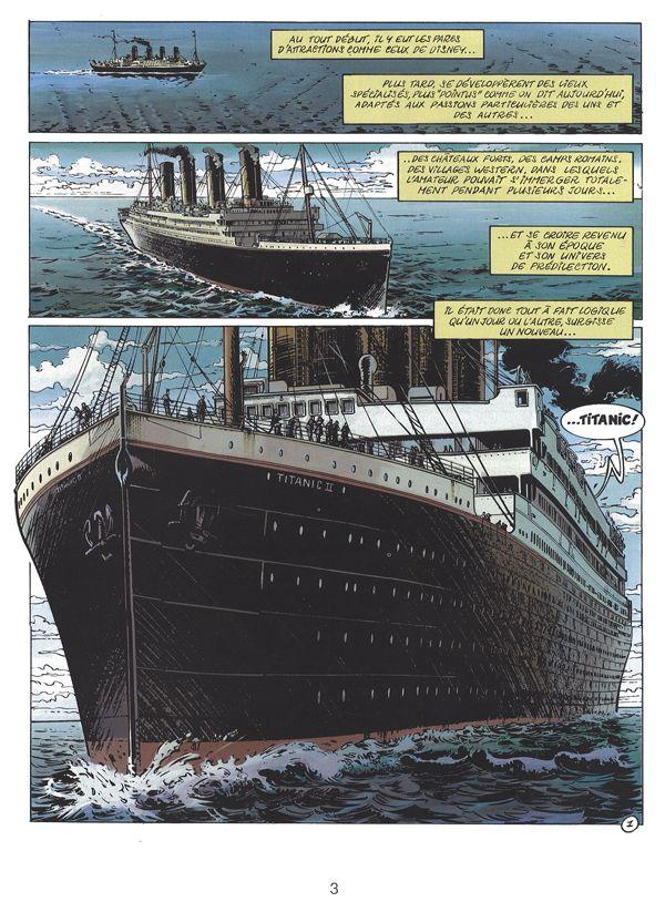 14/15 AVRIL 1912 : Naufrage du R.M.S.TITANIC  Arlequ12