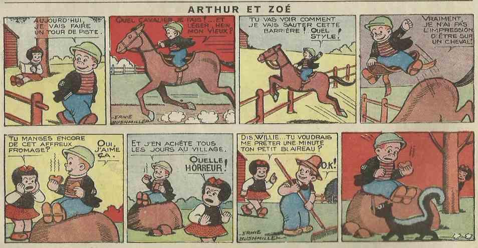 Ernie BUSHMILLER - Page 18 Arthur10