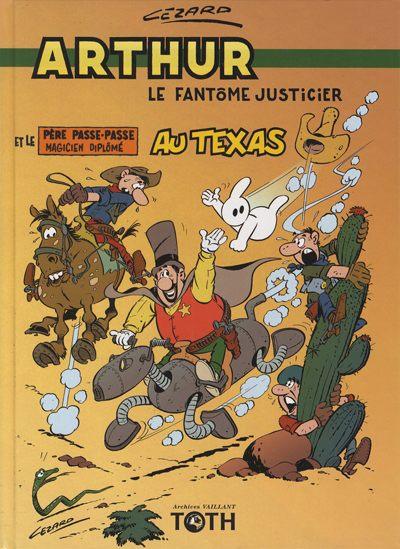Jean Cézard : M. TOUDOU (et son singe Toulour ) et bien d'autres personnages Arthur14