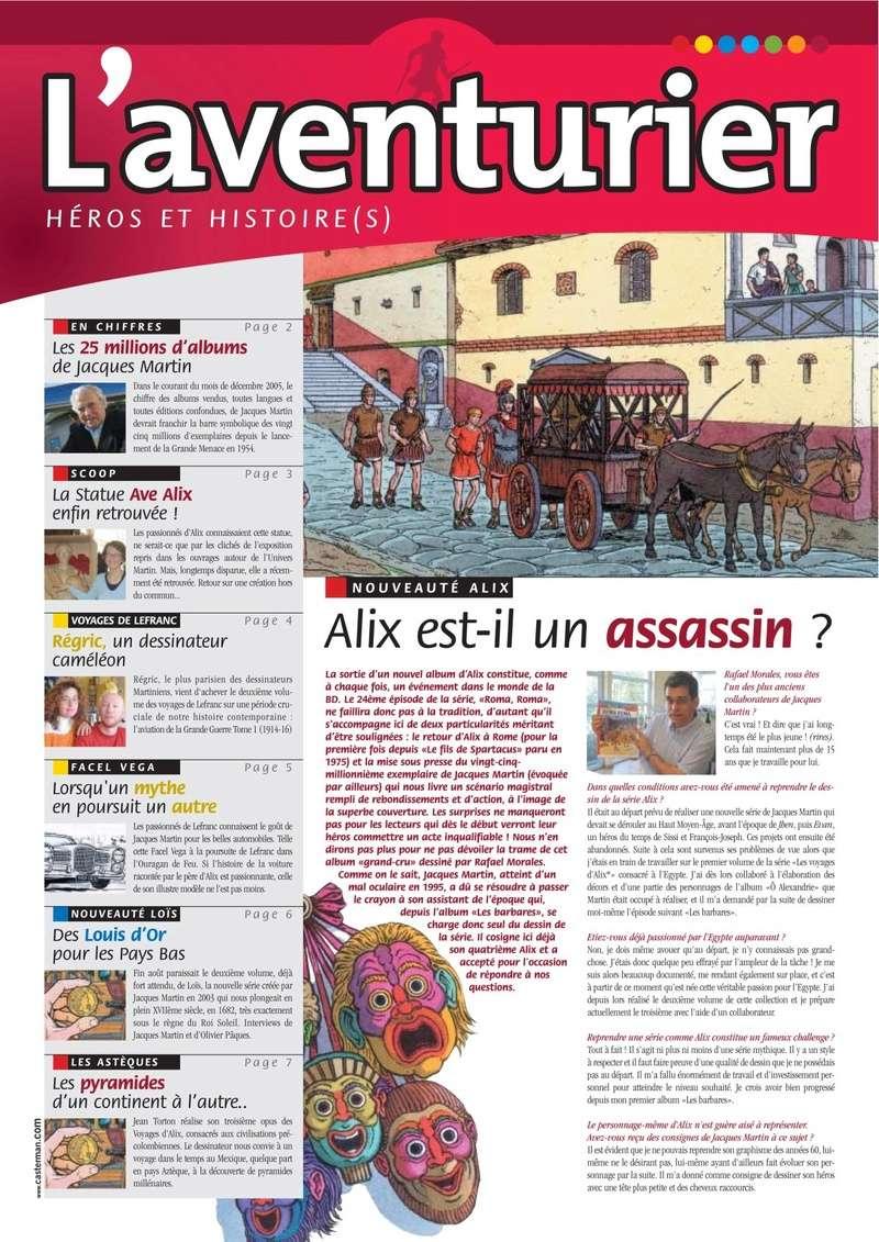 L'aventurier revient! - Page 3 Aventu12