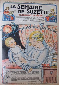 Jacqueline Duché une grande illustratrice B6715610