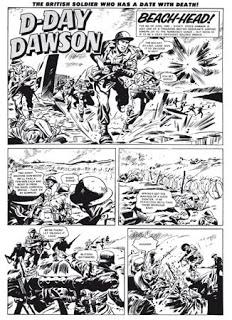 6 Juin 1944 : Débarquement en Normandie Battle12