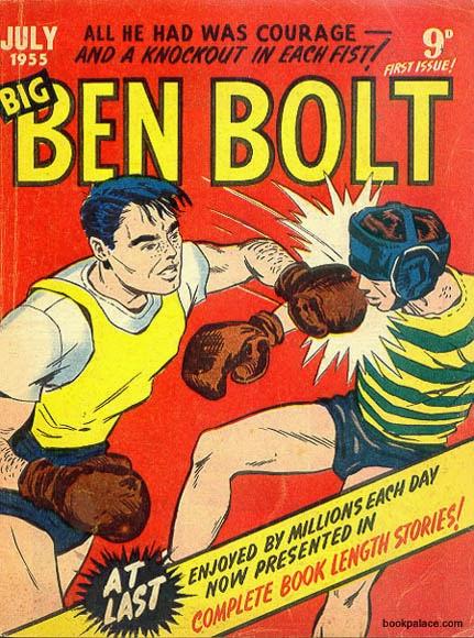 """""""Quatre boules de cuir"""" (Big Ben Bolt) - Page 3 Ben_110"""