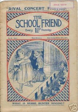 Bandes dessinées britanniques - Page 5 Bessie10