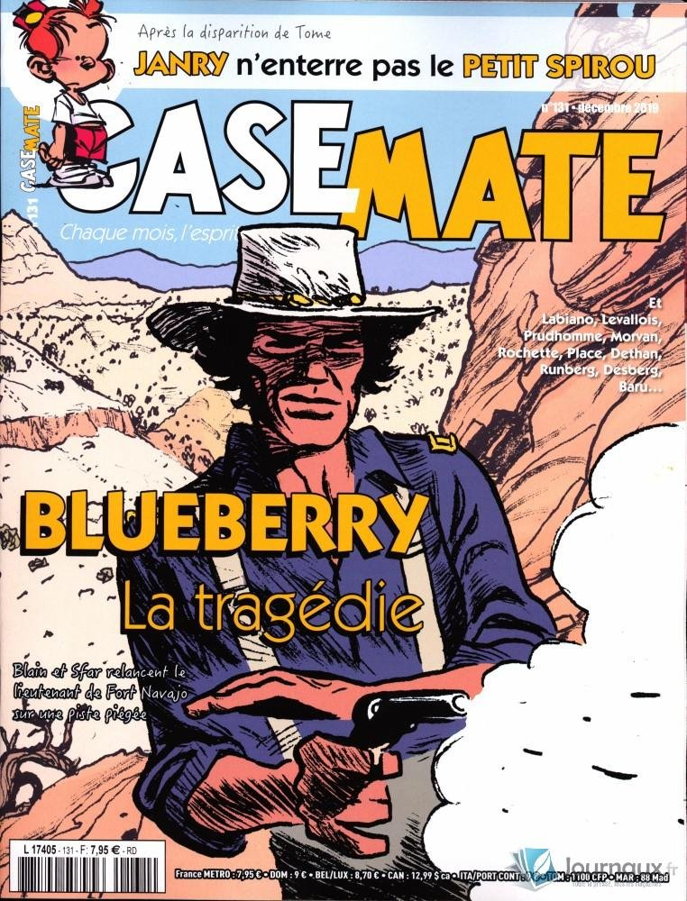 Jean Giraud et Blueberry - Page 39 Bluebe12
