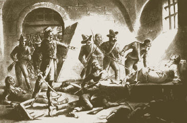 6 Mars 1836 ALAMO (Remember!) Bowied11